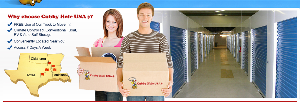 Cubby Hole Usa 174 Offers You The Best In Self Storage